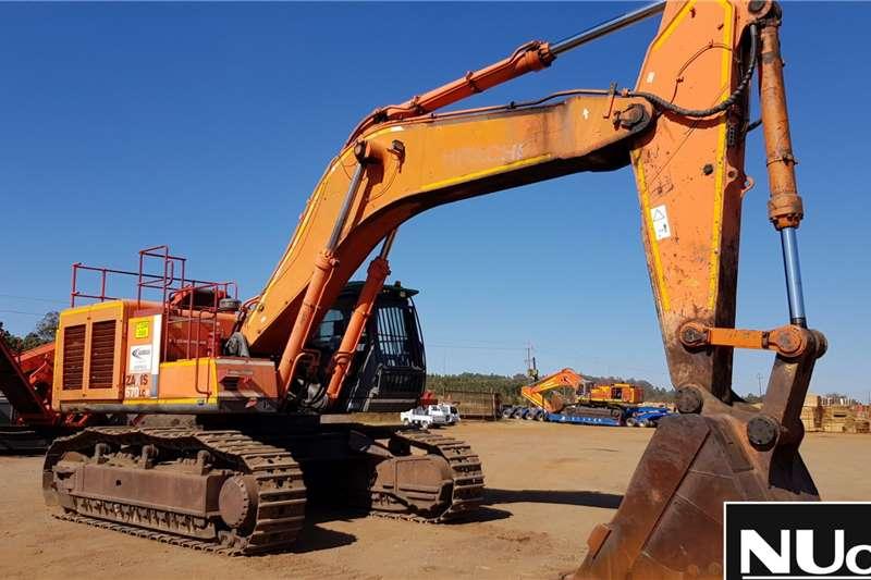 Hitachi Excavators HITACHI ZAXIS ZX670LCR-3 EXCAVATOR