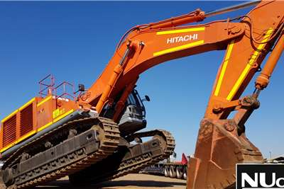 Hitachi Excavators HITACHI ZAXIS ZX870LCR EXCAVATOR