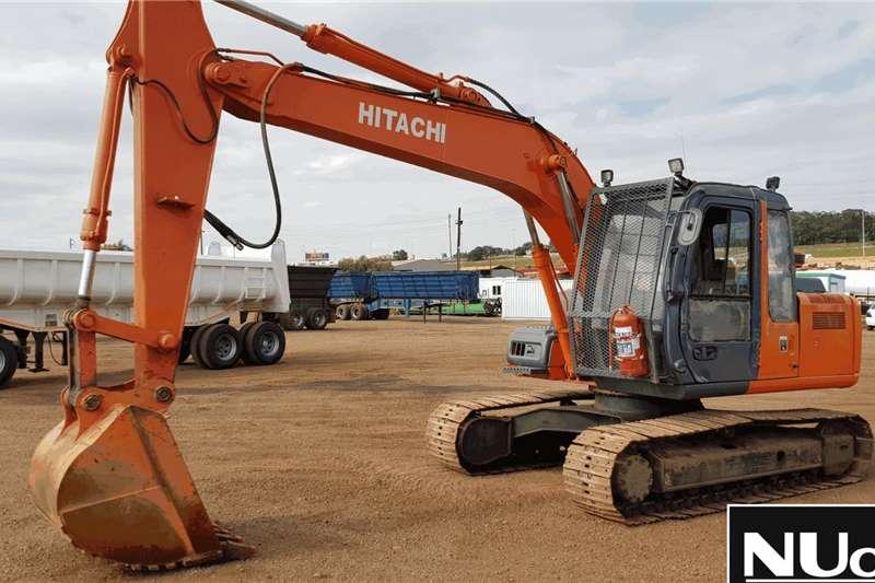 Hitachi Excavators HITACHI ZX120 EXCAVATOR 2013
