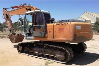Hitachi Hitachi ZX200 Excavators