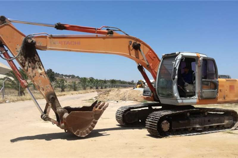 Hitachi Excavators Hitachi ZX200