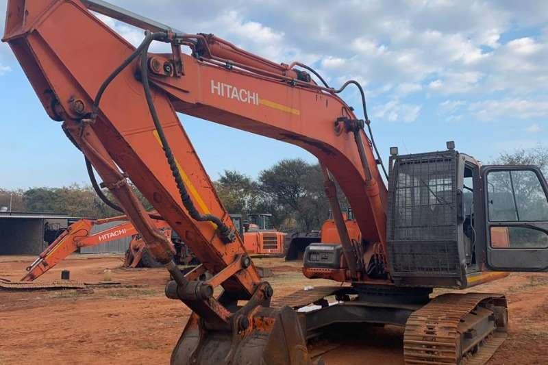Hitachi Excavators Spares 2014