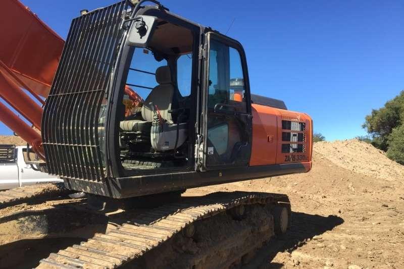 Hitachi ZAXIS330LC Excavators