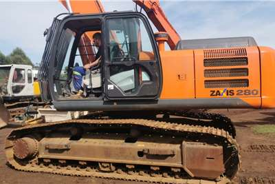 Hitachi ZX 280 Excavators