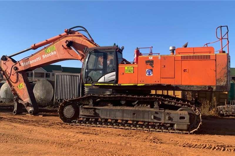 Hitachi ZX 870 5 G Excavators
