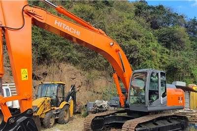 Hitachi ZX270 Excavators