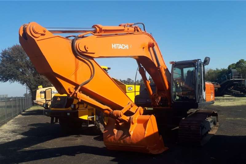 Hitachi Excavators ZX330 2008
