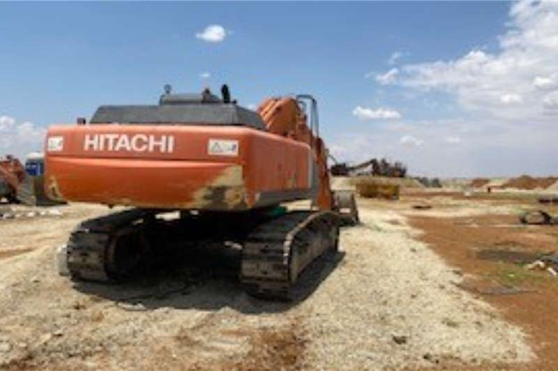 Hitachi ZX330 5G Excavators