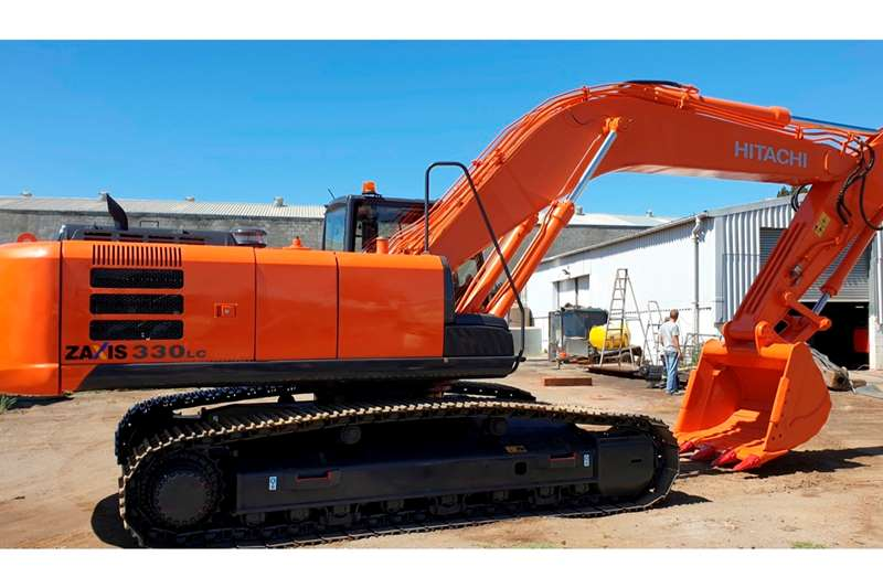 Hitachi Excavators ZX330LC-5G 2013
