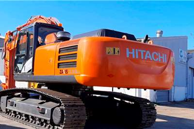 Hitachi ZX330LC 5G Excavators