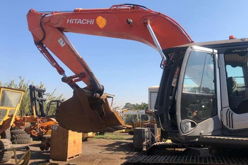 Hitachi ZX400LCH 3 Excavators