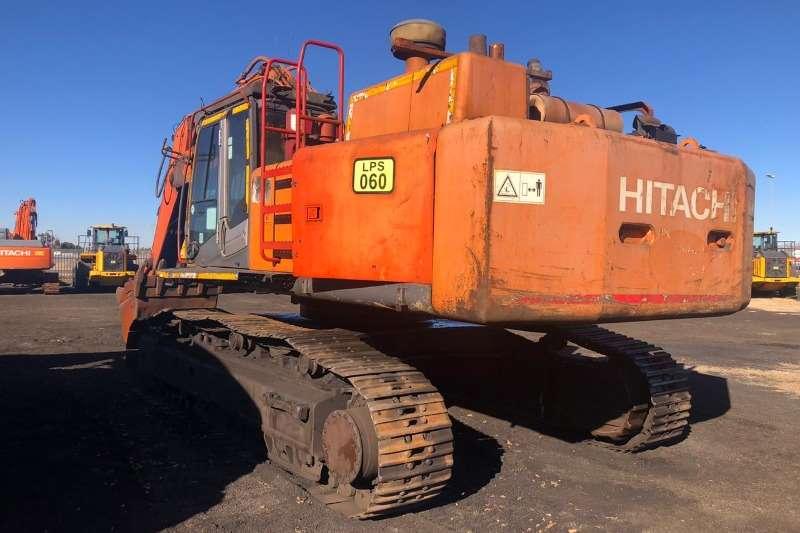 Hitachi ZX470 3 Excavators