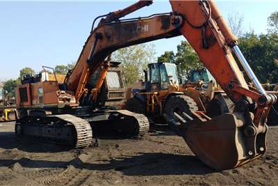 Hitachi ZX470 3 Excavators