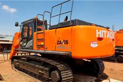 Hitachi ZX470LCR 5G Excavators
