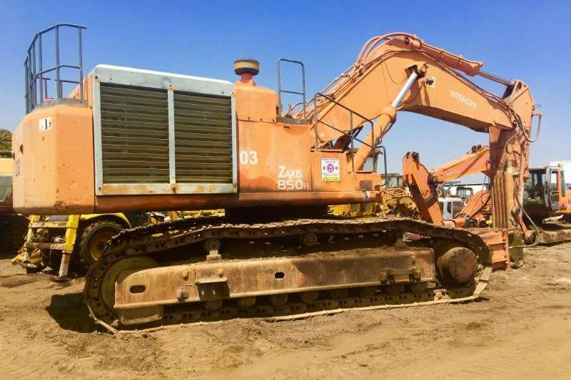 Hitachi Excavators ZX850H 2005