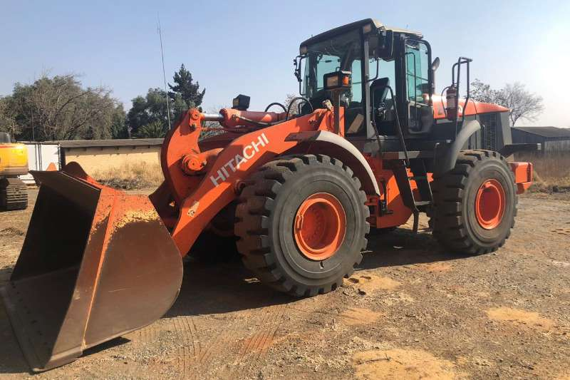 Hitachi Loaders Construction ZW 250 FRONT END 2015