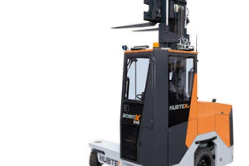 Hubtex Forklifts Material handling HubtexDiesel/ Gas Fourway Sideloader  3050