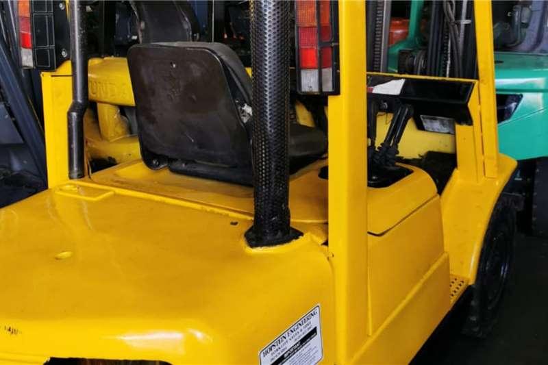 Hyster Diesel forklift 2.5 ton forklift Forklifts