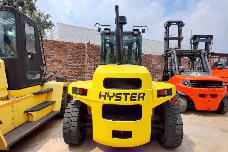 Hyster Diesel forklift H14.00 xm Forklifts