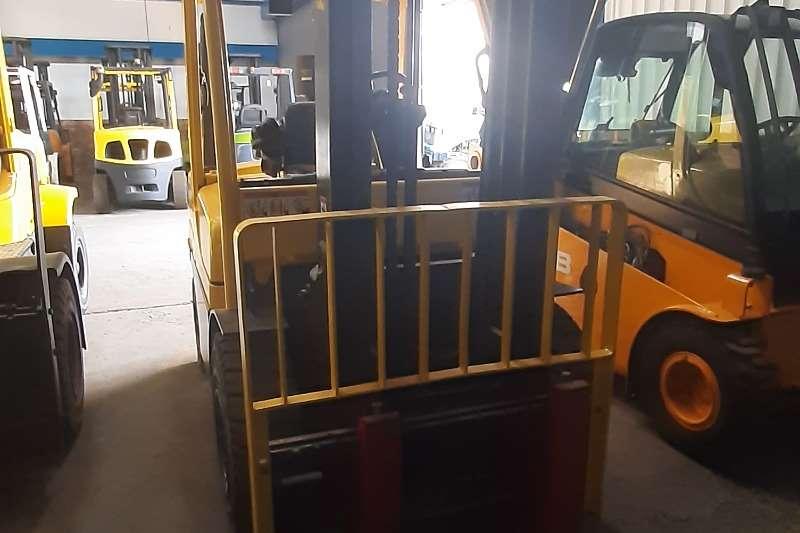 Hyster Diesel forklift H4.0FT Forklifts