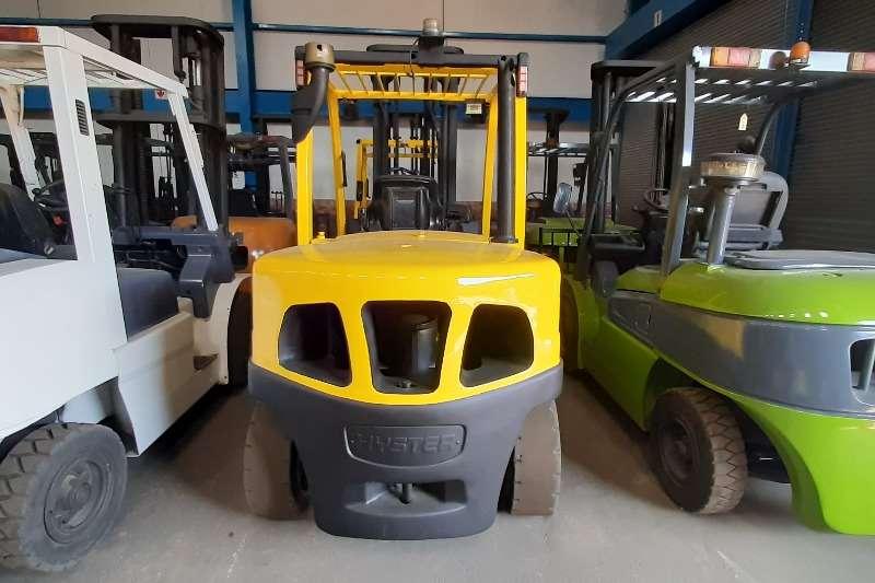 Hyster Diesel forklift H5.0FT Forklifts