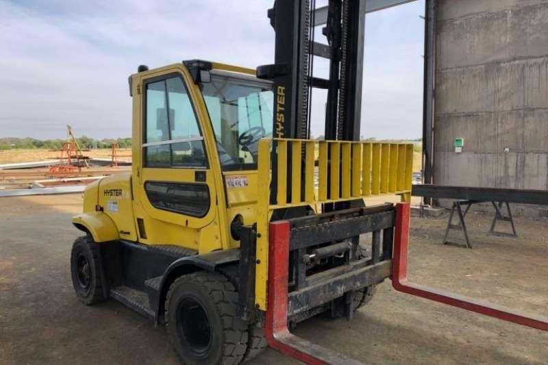 Hyster Forklifts Diesel forklift H7.00FT 7 Ton 2016