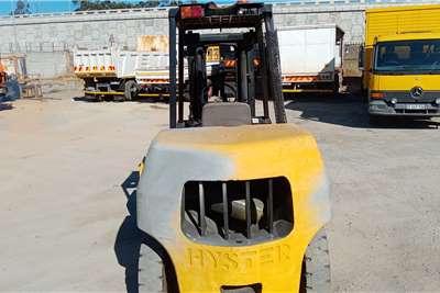 Hyster Diesel forklift Hyster H4.00XL Forklifts