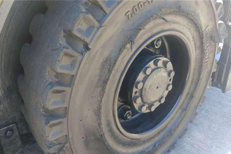 Hyster H2.5FT Diesel Forklifts