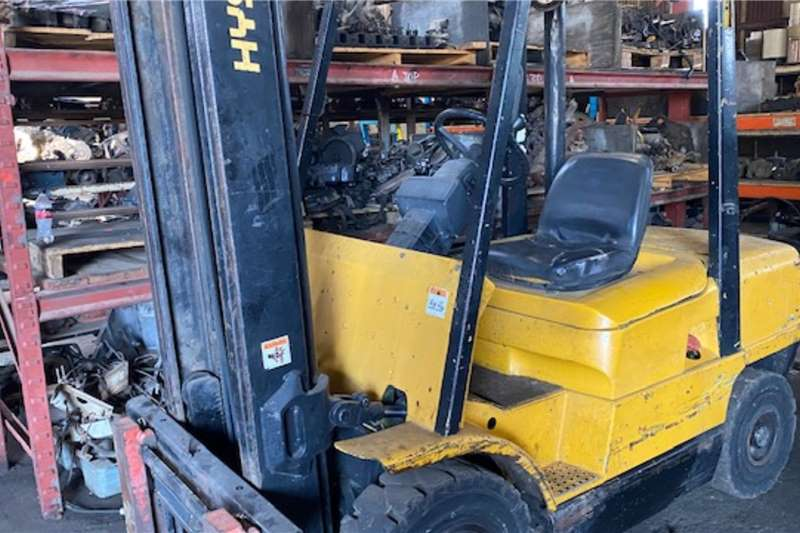 Hyster Forklifts Hyster 2.5 Ton Forklift
