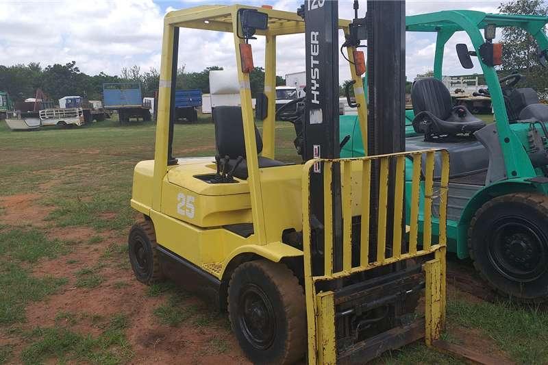 Hyster Hyster Forklift Forklifts