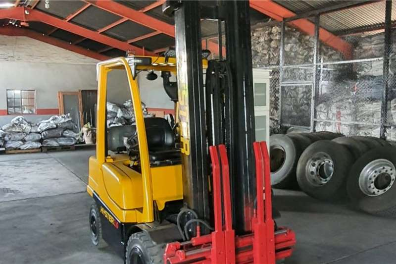 Hyster LP gas Forklifts