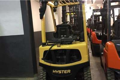 Hyster Material handling Hyster 2TON Forklifts