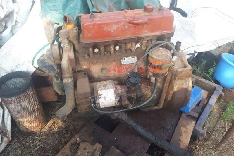 Hyster Model G193 Forklift Engine Only Forklifts