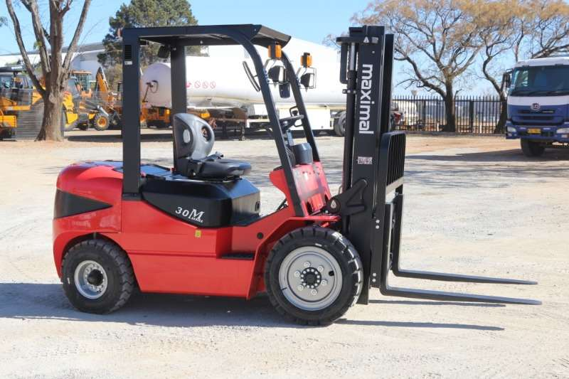 Hyster Yale Maximal FD30T-M3G 3M Series Forklifts Machinery