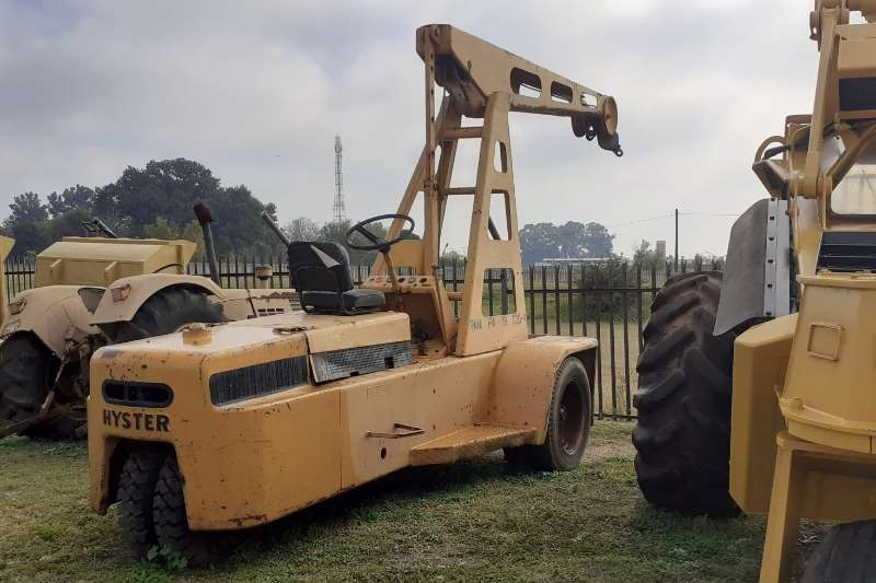 Hyster Others Mobile crane/winch 1970