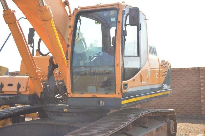 Hyundai Excavators 300LC 2012