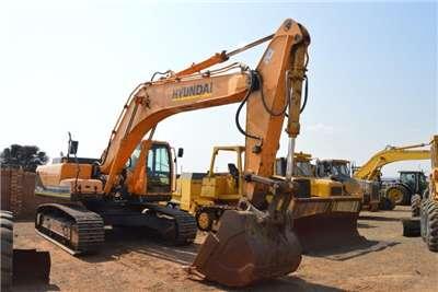 Hyundai 300LC Excavators