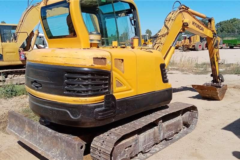 Hyundai Hyundai Robex 60 9S Excavators