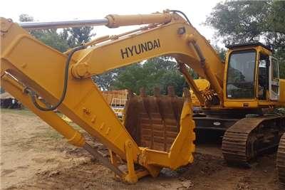 Hyundai Excavators ROBEX500LC-7 2010