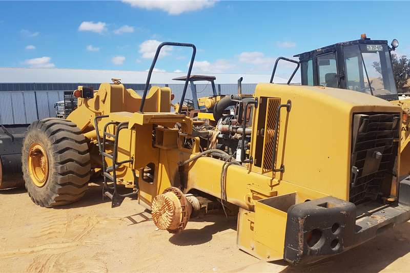 Hyundai Loaders Construction Hyundai HL760 7 Breaking for parts 2006