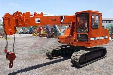 IHI Cranes Crawler CCH50T