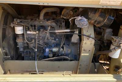 Ingersoll Rand Mobile Air Compressor Compressors