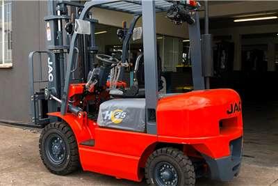 JAC Diesel forklift CPCD25 2.5TON 3M STANDARD Forklifts