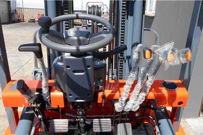 JAC Diesel forklift CPCD25 2.5TON 4.8M FULL FREE Forklifts