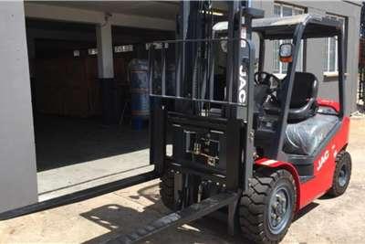 JAC Diesel forklift CPCD30 3.0TON J SERIES ISUZU ENGINE Forklifts