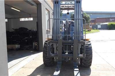 JAC Diesel forklift CPCD35R 3.5TON R/TERRAIN 4.5M F/F 4x2 Forklifts