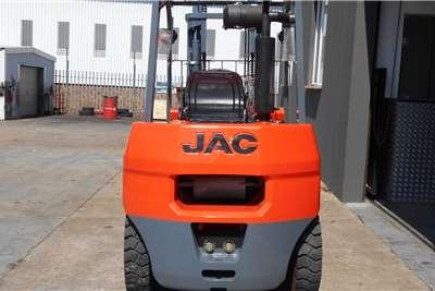 JAC Diesel forklift CPCD40 4.0TON 3M STANDARD Forklifts