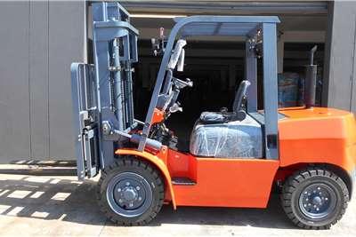 JAC Diesel forklift CPCD40 4 TON 3M STANDARD Forklifts