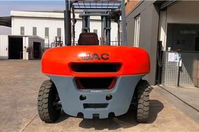 JAC Diesel forklift CPCD70 7.0TON 3M STANDARD Forklifts