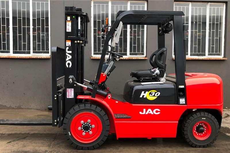 JAC Diesel forklift SPECIAL EDITIONCPCD30 3TON 3M STANDARD Forklifts